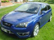 2007 2007 FORD FOCUS ST-3 PERFORMANCE BLUE