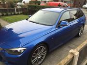 Bmw 320d 2013 BMW 320D M SPORT TOURING BLUE PRO MEDIA , SERV