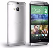 Find Used HTC One M8 Silver Unlock