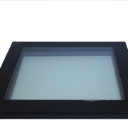 600mm x 600mm Triple Glazed Clear Skylight - Panoroof