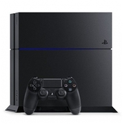New Model PlayStation 4 Console Jet Black